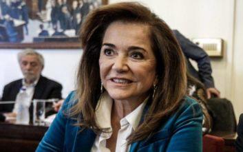 Μπακογιάννη: Η Αικατερίνη Σακελλαροπούλου θα εκλεγεί με μεγάλη πλειοψηφία