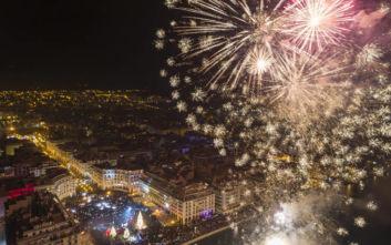 Θεσσαλονίκη: Τα γλέντια των Χριστουγέννων και της Πρωτοχρονιάς άφησαν 400 τόνους σκουπίδια