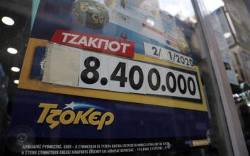 Τζόκερ 2/1/2020: Φρενίτιδα για την κλήρωση που μοιράζει 8.400.000 ευρώ