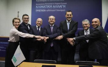 EastMed: Υπογράφηκε το προσύμφωνο ΔΕΠΑ - Energean για τον αγωγό φυσικού αερίου