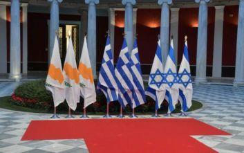 Εγκρίθηκε από το υπουργικό συμβούλιο της Κύπρου η συμφωνία για τον EastMed