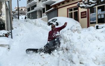 Καλλιάνος: Τι έγινε με τα χιόνια της Αττικής - Ζητώ συγγνώμη για τα 100 μέτρα διαφορά
