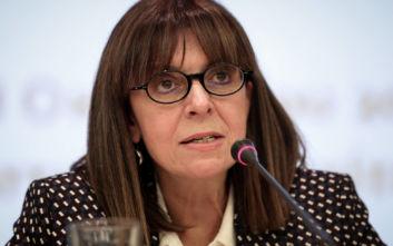 Ποια είναι η Αικατερίνη Σακελλαροπούλου, η υποψήφια για την Προεδρία της Δημοκρατίας