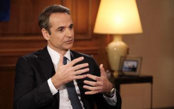 Κυριάκος Μητσοτάκης: Δεν θα δεχτούμε τη συμφωνία για τη Λιβύη, θα ασκήσουμε βέτο
