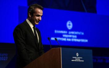 Μητσοτάκης για νέο ΕΣΠΑ: Μεγάλο στοίχημα για γόνιμη ανάπτυξη