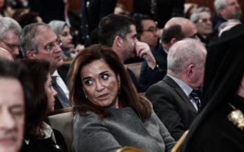 Ντόρα Μπακογιάννη για Τουρκία: Δεν μπορεί να συνεχιστεί αυτή η τακτική, αφηφά το δίκαιο και τη λογική