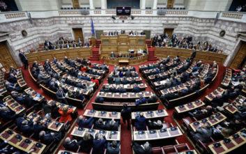 Ενός λεπτού σιγή στη Βουλή στη μνήμη των Ελλήνων Εβραίων μαρτύρων του Ολοκαυτώματος