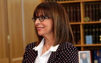Κατερίνα Σακελλαροπούλου: Θα δώσω όλες μου τις δυνάμεις για την εκπλήρωση του ρόλου μου