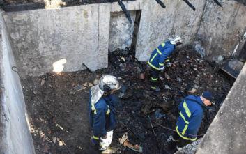 Θρίλερ δίχως τέλος στο Άργος: Εντοπίστηκαν οστά στο καμένο σπίτι