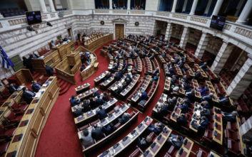 Εκλογικός νόμος: Απορρίφθηκε η ένσταση αντισυνταγματικότητας ΣΥΡΙΖΑ – ΚΙΝΑΛ, κόντρα στη Βουλή