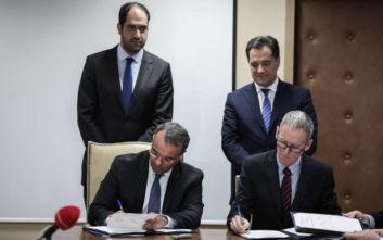 Υπεγράφησαν δανειακές συμβάσεις ύψους 330 εκατ. ευρώ μεταξύ Δημοσίου και Ευρωπαϊκής Τράπεζας Επενδύσεων