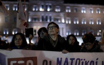 Άνοιξαν όλοι οι δρόμοι στο κέντρο της Αθήνας