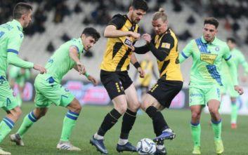 Κύπελλο Ελλάδας: Εύκολη πρόκριση η ΑΕΚ επί του Αστέρα Τρίπολης