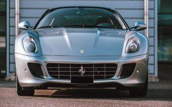 Στο «σφυρί» μια Ferrari του Σουμάχερ