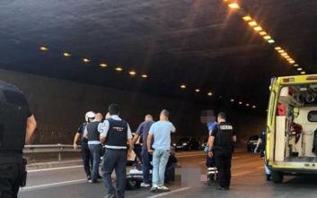 Αίγιο: 41χρονος έπεσε στον αυτοκινητόδρομο από γέφυρα