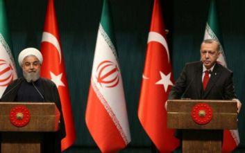 Η Τεχεράνη καλεί την Άγκυρα σε κοινό μέτωπο κατά των ΗΠΑ