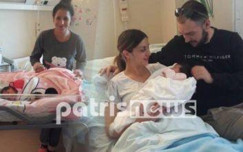 2020: Κοριτσάκια τα πρώτα μωρά που γεννήθηκαν στην Ηλεία