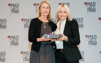 Βραβεία της Ένωσης «Μαζί για το Παιδί»: Η bwin βραβεύτηκε για την καθοριστική συμβολή της στο έργο της Ένωσης