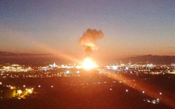 Έκρηξη στην Ισπανία: Και τρίτος νεκρός στο εργοστάσιο χημικών
