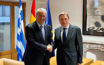 Μάκης Βορίδης: Η Πράσινη Συμφωνία  οφείλει να συνοδεύεται από επιπλέον χρηματοδότηση