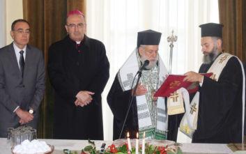 Μητροπολίτης Σύρου Δωρόθεος: Να προσευχηθούμε για την απελευθέρωση των ναυτικών