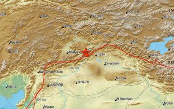 Ισχυρός σεισμός τώρα στην Τουρκία: Είχε μέγεθος 6,9 ρίχτερ