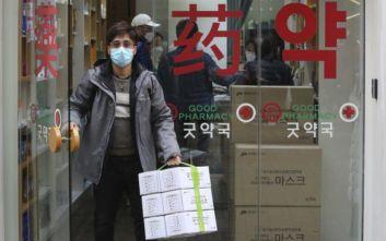 Κορονοϊός: Στους 158 οι νεκροί στη Νότια Κορέα