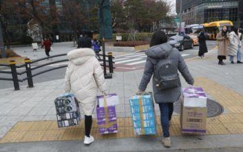 Κορονοϊός: Στους 139 οι νεκροί στη Νότια Κορέα - 9.322 τα κρούσματα