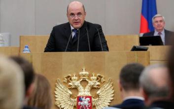«Ναι» από τους Ρώσους βουλευτές στην υποψηφιότητα Μισούστιν για την πρωθυπουργία