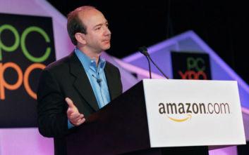 Η είδηση που έκανε τον Τζεφ Μπέζος να ιδρύσει την Amazon