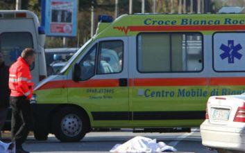 Νεκρός οπαδός στην Ιταλία από χτύπημα αντιπάλου με αυτοκίνητο