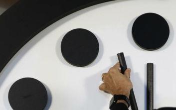 Ρολόι της Αποκάλυψης: Πιο κοντά από ποτέ στο τέλος του κόσμου