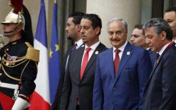 Λιβύη: Ο Χαφτάρ κατηγορεί τον Σάρατζ για παραβίαση της εκεχειρίας