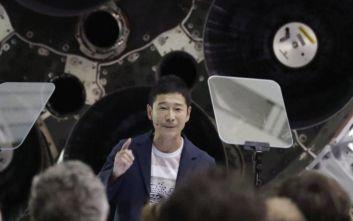 Ιάπωνας δισεκατομμυριούχος αναζητά νύφη για... ταξιδάκι στο φεγγάρι