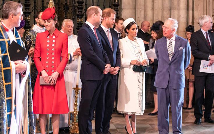 Η βρετανική βασιλική οικογένεια τώρα σε κινούμενα σχέδια από το HBO Max – Newsbeast