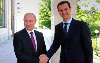 Ο Πούτιν σπεύδει στη Συρία: Συναντήθηκε με τον Άσαντ