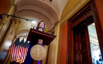 Η Νάνσι Πελόζι «άδειασε» τον Τραμπ για τη δολοφονία του Ιρανού Σουλεϊμανί