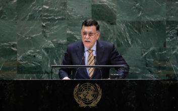 Ακυρώθηκε το ταξίδι του Αλ Σάρατζ στη Ρώμη
