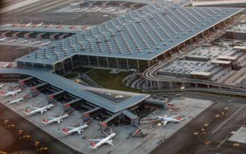Συναγερμός για τον κοροναϊό σε Κωνσταντινούπολη και Λονδίνο: Θερμικές κάμερες και ειδικοί χώροι στα αεροδρόμια