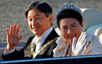Επίσημη επίσκεψη του αυτοκρατορικού ζεύγους της Ιαπωνίας την άνοιξη στο Λονδίνο