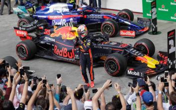 Formula 1: Ανανέωσε μέχρι το 2023 με τη Red Bull o Φερστάπεν
