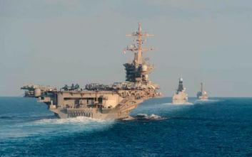Γαλλικό ΥΠΕΞ: Και η Ελλάδα υποστηρίζει τη ναυτική αποστολή στα Στενά του Ορμούζ