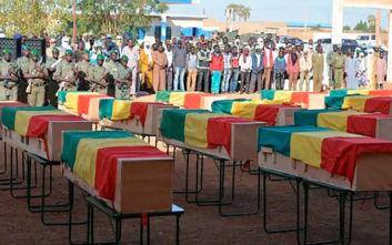 Τριήμερο εθνικό πένθος στον Νίγηρα μετά την πολύνεκρη επίθεση τζιχαντιστών