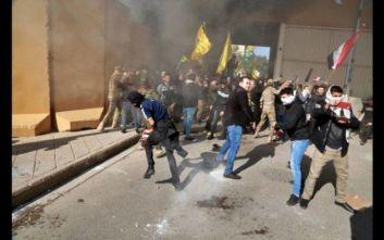Το Παρίσι καταδικάζει «απερίφραστα» την επίθεση στην αμερικανική πρεσβεία στη Βαγδάτη