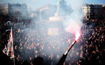 Απεργία στη Γαλλία: Η κινητοποίηση στις μεταφορές η πιο μακροχρόνια τα τελευταία 30 χρόνια