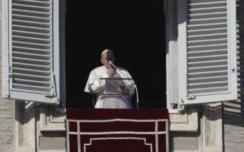 Πάπας Φραγκίσκος: Καμιά φορά χάνω κι εγώ την υπομονή μου