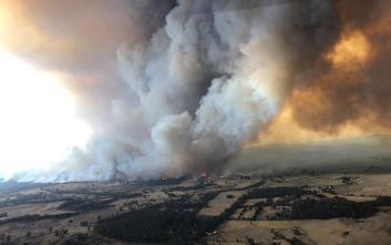 Αυστραλία: Συγκλονιστικές εικόνες από τις φωτιές - Χάος, νεκροί και μαύρο παντού