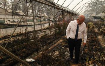 Αυστραλία: Στο ναδίρ η δημοτικότητα του Αυστραλού πρωθυπουργού λόγω των πυρκαγιών