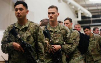 Η Βαγδάτη ζητεί την αποχώρηση των αμερικανικών στρατευμάτων από το Ιράκ