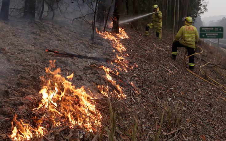 Οι καπνοί από τις πυρκαγιές έφθασαν σε Χιλή και Αργεντινή – Newsbeast